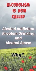 alcohol addiction or alcoholism