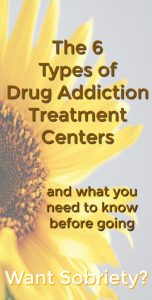 Drug and Alcohol problems Treatment