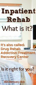Inpatient Treatment 800 Recovery Hub