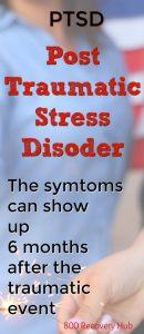 Post Traumatic Stress Disorder 800 Recovery Hub