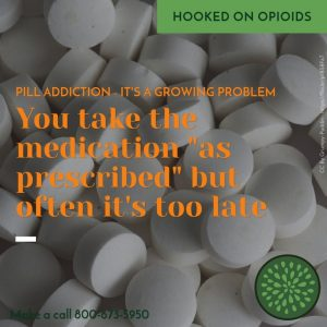 Pain Medication Addiction