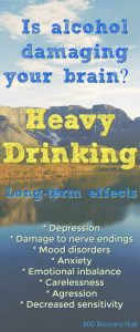 Heavy drinking alcohol abuse