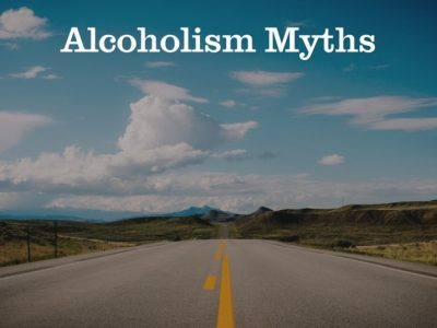 Alcoholism Myths