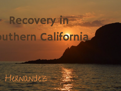 southern California recovery