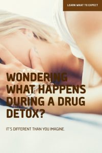 Going to Rehab drug detox