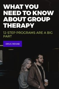 what happens in rehab group therapy
