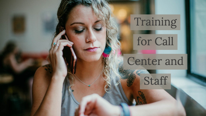 Drug Treatment Call Center Training